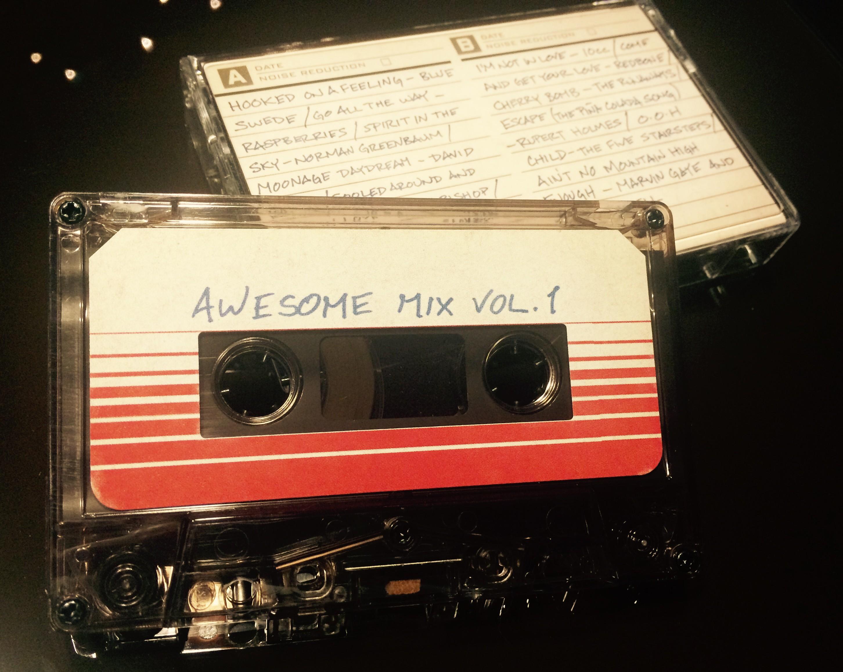 Guardians cassette