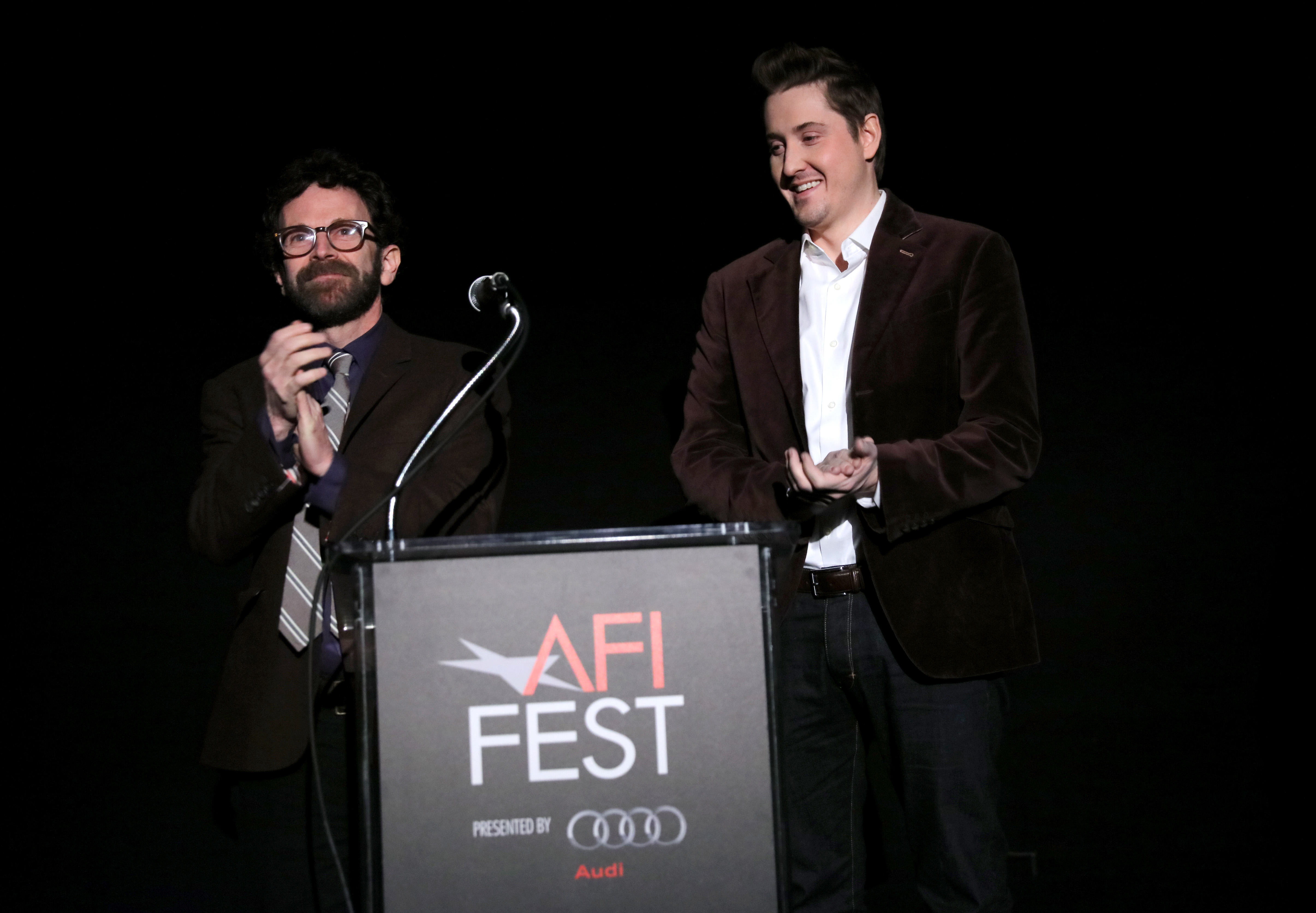 Anomalisa AFI Film Festival Screening And Q&A