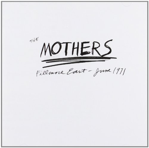 Mothers Fillmore 1971