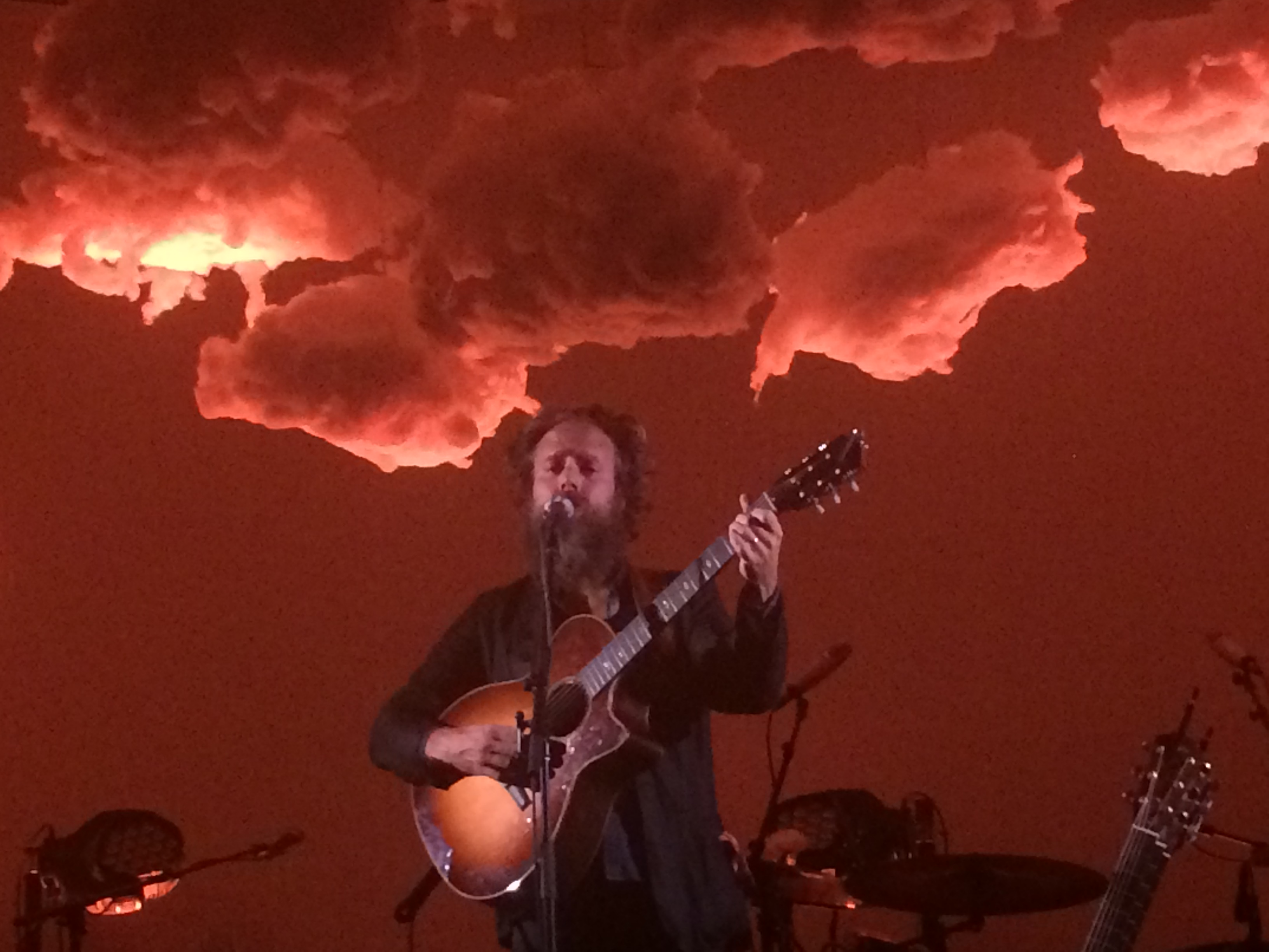 Iron and Wine - live at The Culture Room, Fort Lauderdale, Florida ...